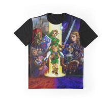 Ocarina of time Graphic T-Shirt