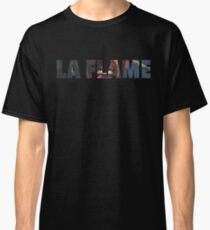 Travi$ Scott - La Flame Writing Classic T-Shirt
