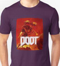 Doom doot shirt 3 Unisex T-Shirt