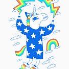 Unicorn Wizard by obinsun