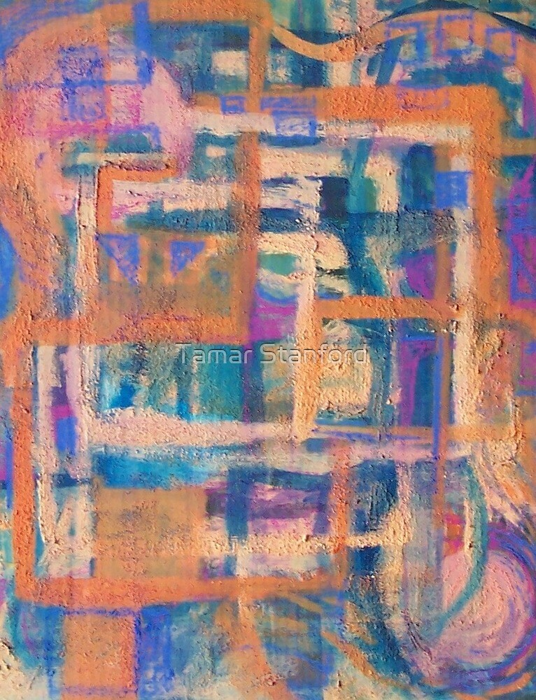 Abstract 1 by Tamar Stanford