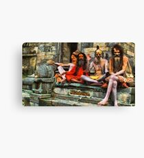 Hinduism Canvas Print