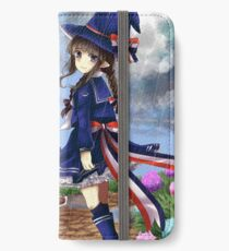 WATGBS- Hydrangea Isle iPhone Wallet/Case/Skin