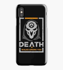Reap it off iPhone Case