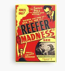 Reefer Madness Metal Print