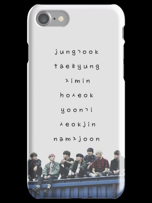 Quot Bts Phone Case 12 Quot Iphone Cases Amp Skins By Parkjimin