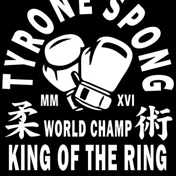 Tyrone Spong Kickboxing Gym by Wrong-Unz