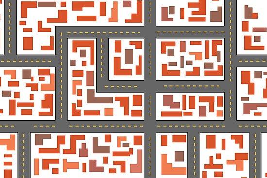 City maps von Alexzel