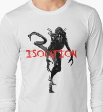 "NEW* ALIEN: ISOLATION MERCHANDISE... ""ISOLATION"" Long Sleeve T-Shirt"