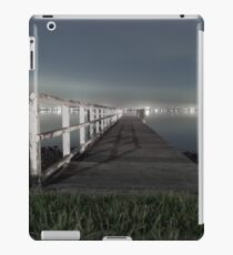 Jetty on Lake iPad Case/Skin