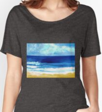Seascape Women's Relaxed Fit T-Shirt