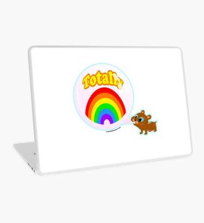Bubble Gum Bandit! Laptop Skin