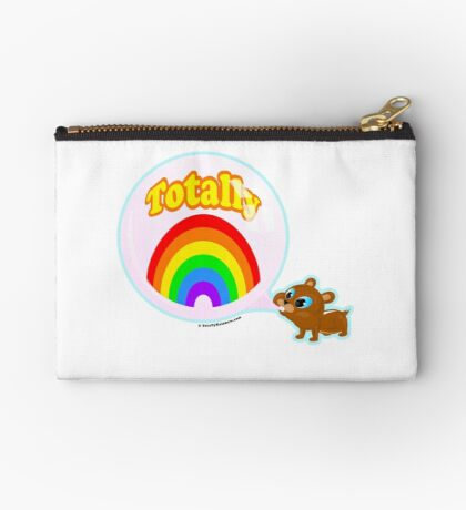 Bubble Gum Bandit! Studio Pouch