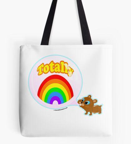Bubble Gum Bandit! Tote Bag
