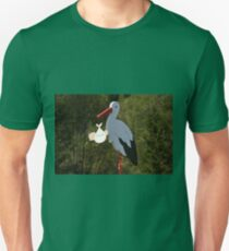 Look What the Stork Brought Unisex T-Shirt