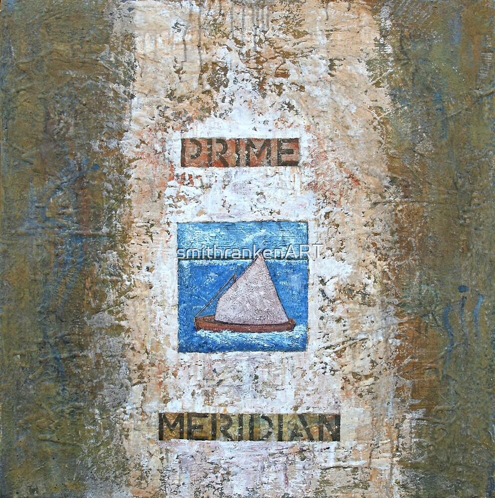 Prime Meridian by Mark Elliot-Ranken by smithrankenART