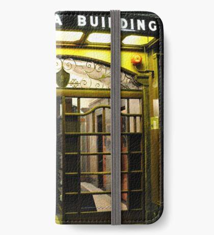 Majorca Building iPhone Wallet