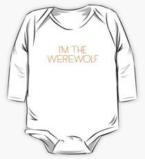 I'm the werewolf One Piece - Long Sleeve