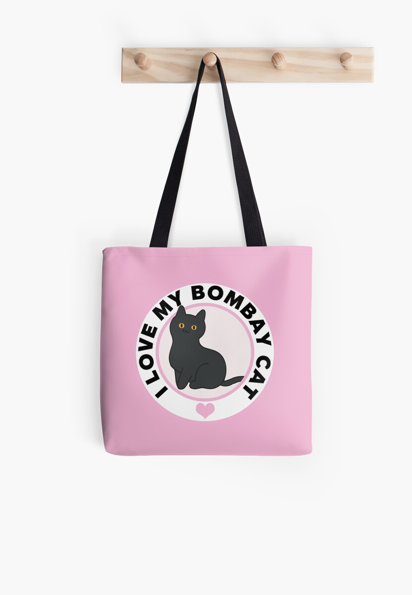 Bombay Cat Lover T-Shirts by CafePretzel