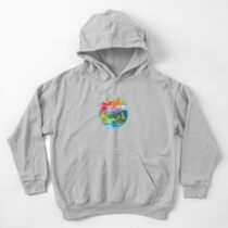 Small World Kids Pullover Hoodie