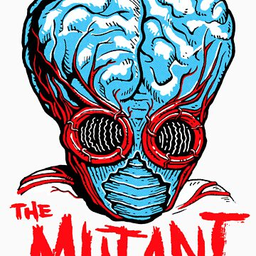 METALUNA MUTANT - This Island Earth by ManiYackMonster