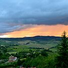 Montepulciano View by Chris King