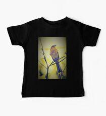Mockingbird in gold sunset Baby Tee