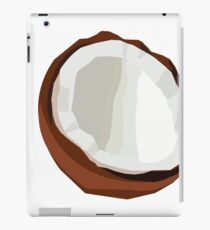Coconut Vector iPad Case/Skin