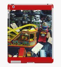 Japanese Robot #2 iPad Case/Skin