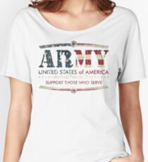 Armed Forces Day - Army Women's Relaxed Fit T-Shirt