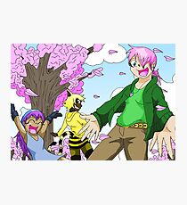 Raiden Legacy - Spring Blossom Photographic Print