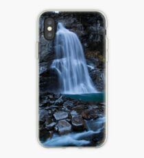 Krimml waterfalls iPhone Case