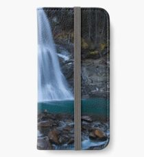 Krimml waterfalls iPhone Wallet/Case/Skin