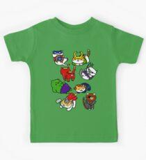 Atsume Assemble Kids Clothes