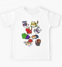 Atsume Assemble Kids Clothes