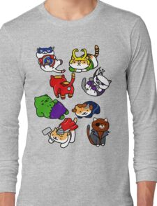 Atsume Assemble Long Sleeve T-Shirt