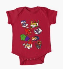 Atsume Assemble One Piece - Short Sleeve