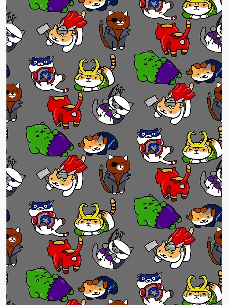 Atsume Assemble by sneddy