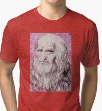 Da vinci Tri-blend T-Shirt