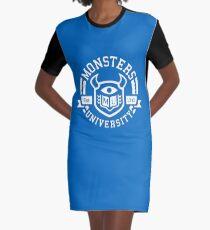 Monsters university Graphic T-Shirt Dress