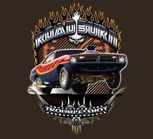 Muscle Car - Barracuda Road Burn Unisex T-Shirt