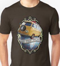 T1 Bus - Cross the World Unisex T-Shirt