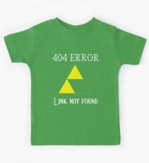404 - Link not found (B) Kids Tee