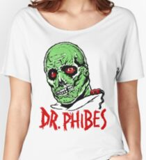 DR. PHIBES Women's Relaxed Fit T-Shirt