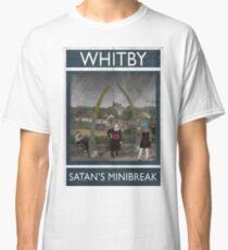 Whitby - Satan's Minibreak Classic T-Shirt