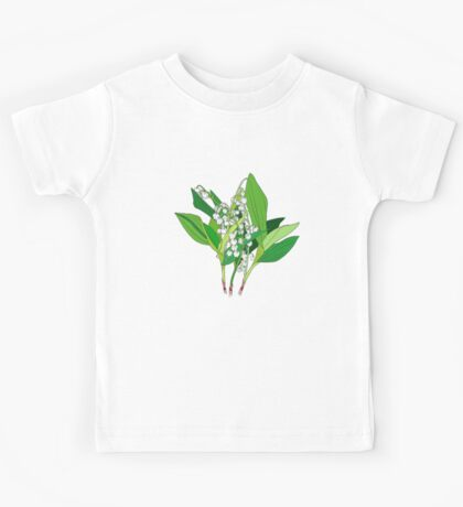 Lilly of the Valley Kids Clothes