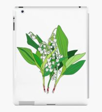 Lilly of the Valley iPad Case/Skin