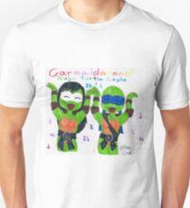 ninja turles dance style Unisex T-Shirt