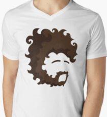 Nathan's Head Men's V-Neck T-Shirt
