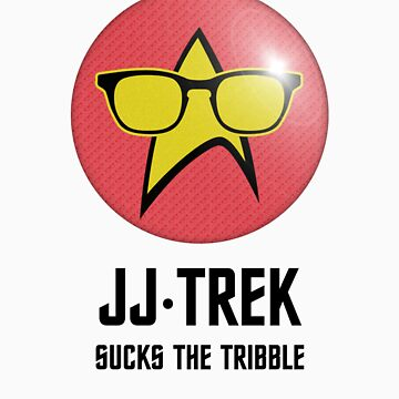 JJ Trek Sucks the Tribble by Tiki2